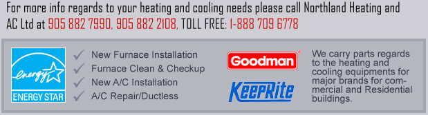 Furnaces Repair Heating Air Conditioning Services Hvac Company Ontario